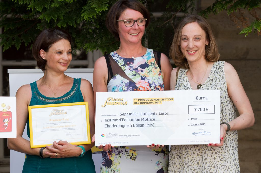 Prix Pièces Jaunes 2018