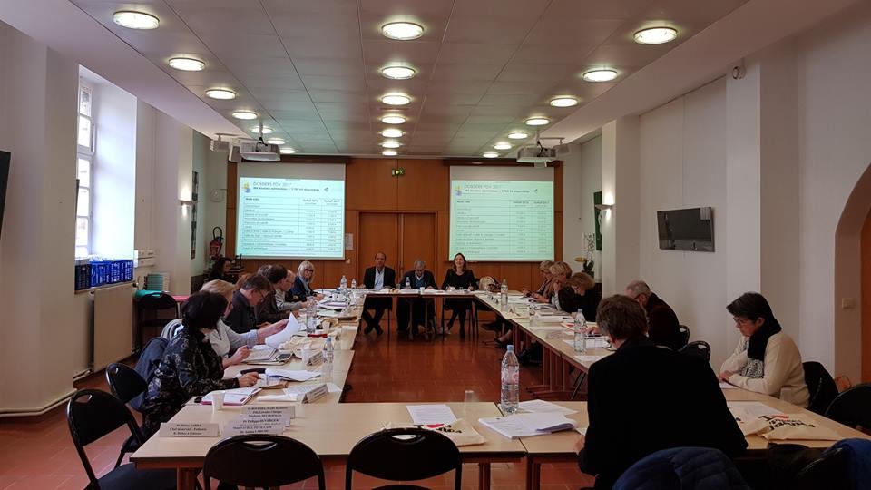 Comité d'Orientation de la Fondation