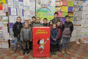 Mobilisation Pièces Jaunes des écoles