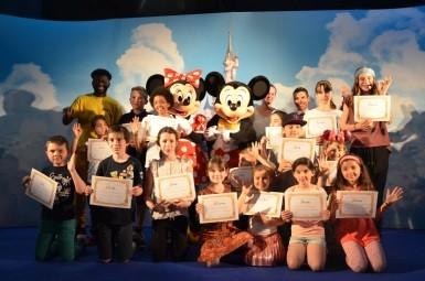 Jeu Concours Disney - les gagnants