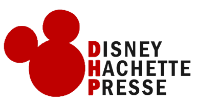 Logo Disney Hachette Presse