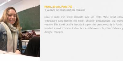 Marie Ambassadrice Pièces Jaunes