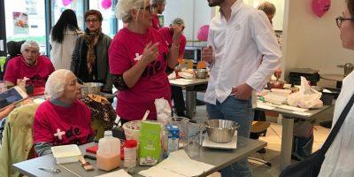 Concours de Pâtisserie à l'hôpital Sainte-Périne AP-HP