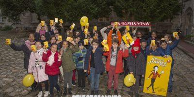 Giving Tuesday 2018 organisé par les Pièces Jaunes