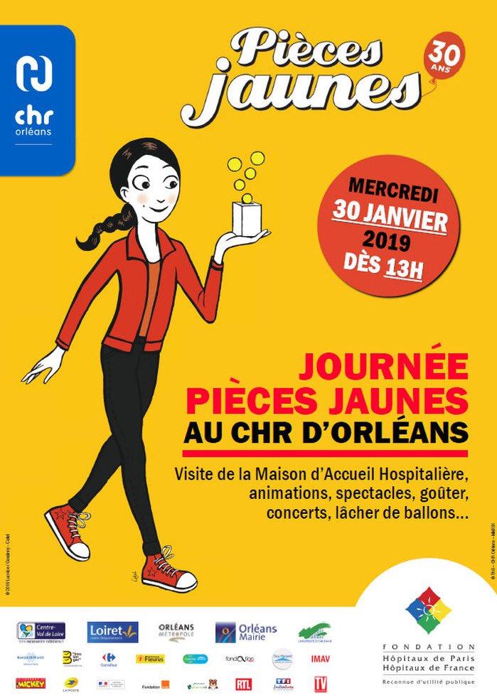 Evénement PJ 2019 à Orléans