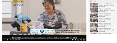 WebSérie Pièces Jaunes 2019