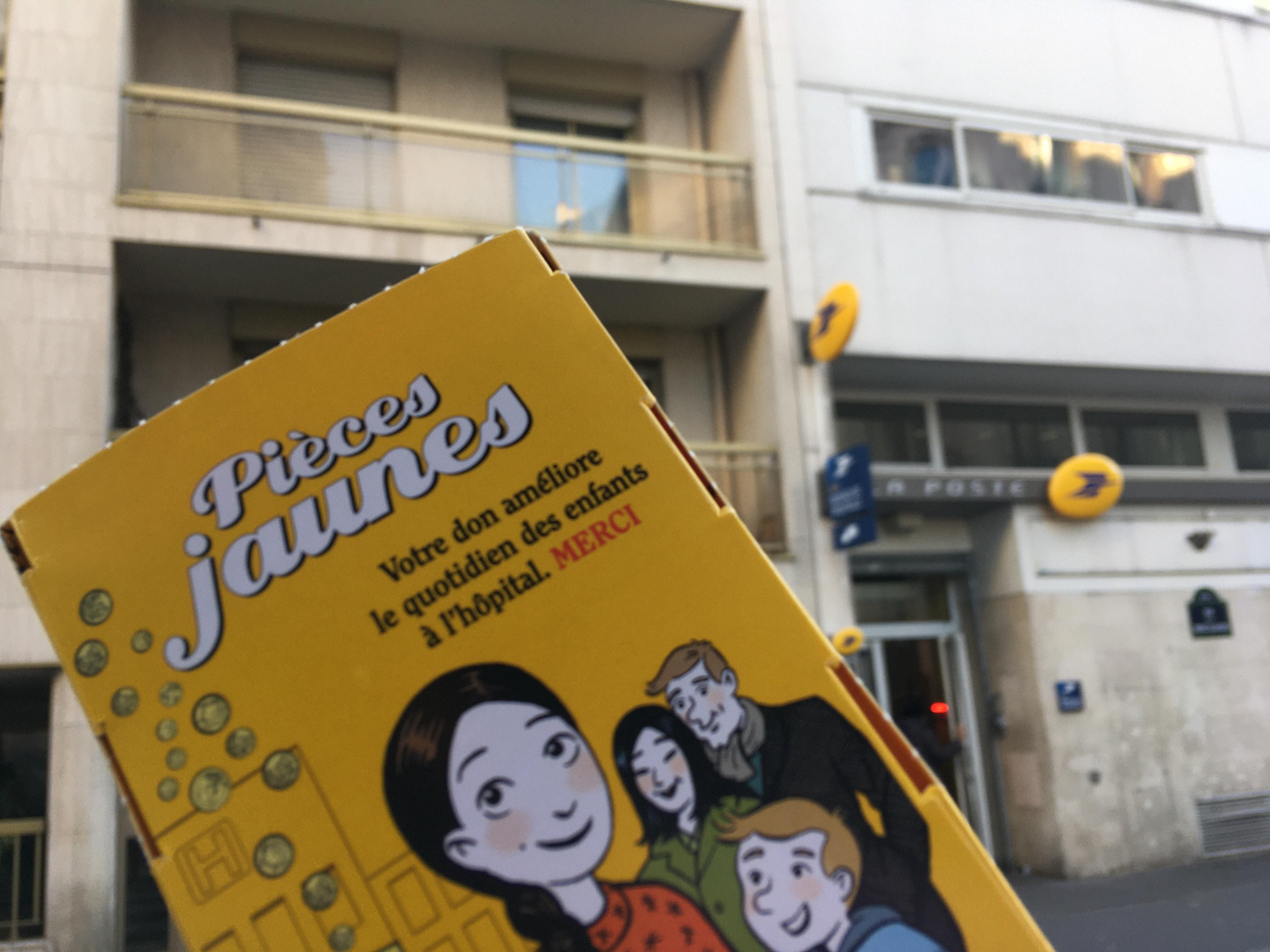 La Poste Le Poiré Sur Vie récupérez votre tirelire pièces jaunes 2020 à la poste