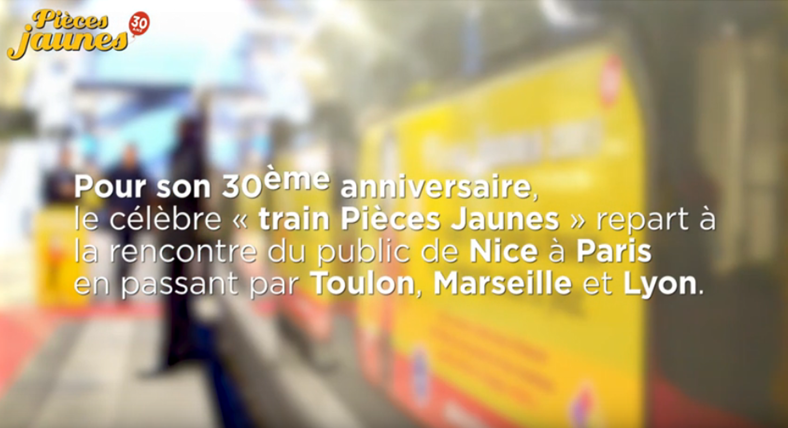 Best Of du Train Pièces Jaunes 2019