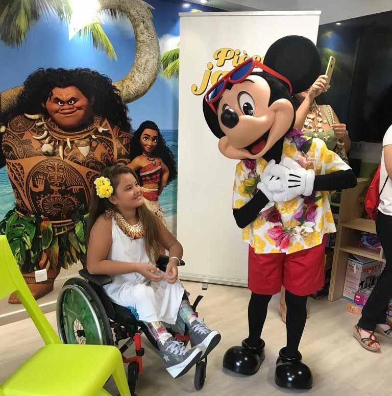 Ludothèque Disney Fondation Poidatz