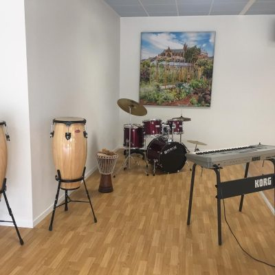 Salle de Rythme INJS Metz