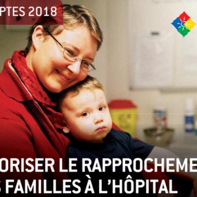 Comptes 2018 de la Fondation Hôpitaux de Paris-Hôpitaux de France