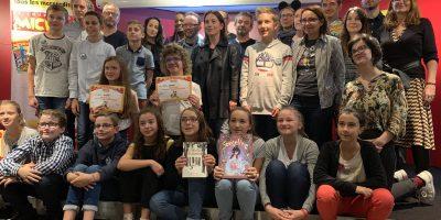 Grand Prix des Lecteurs du Journal de Mickey 2019
