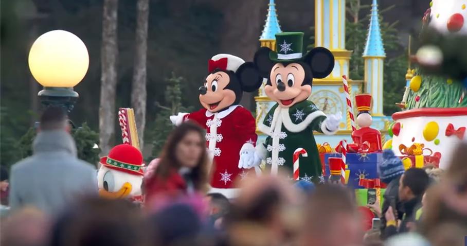 Chasse au trésor à Disneyland Paris