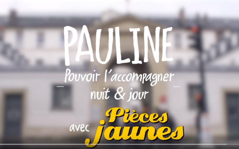 Découvrez la vidéo de Pauline
