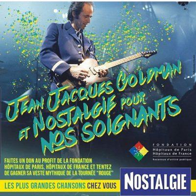 Jeu Concours Jean-Jacques Goldman