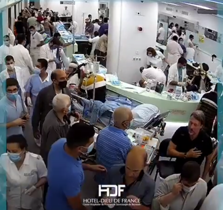 Solidarité Hôpitaux Liban