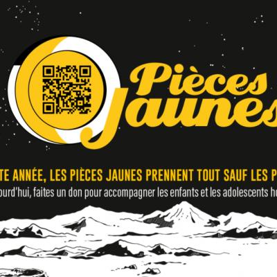 Pièces Jaunes 2021 : c'est du 18 janvier au 5 février sur piecesjaunes.fr