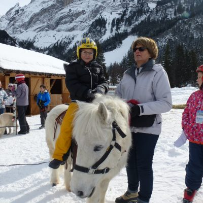 Des séjours à la montagne pour les enfants hospitalisés