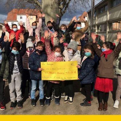 Pièces Jaunes - Mobilisation école Strasbourg