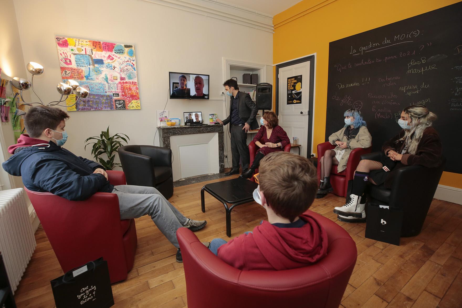 Maison des adolescents de Blois - 2021
